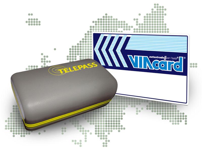 Telepass e Viacard   Trasposervizi
