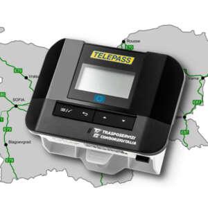 Novità TELEPASS: servizio telepedaggio Bulgaria